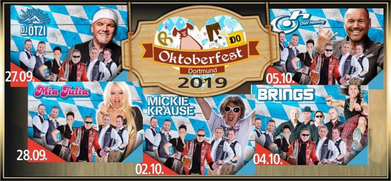 Oktoberfest 2021 Dortmund