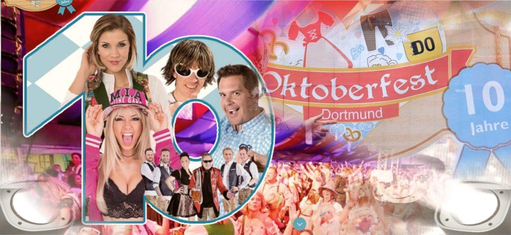Oktoberfest Dortmund - art and act - Agentur Hansi Nahen